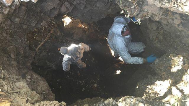 津巴布韦洞穴